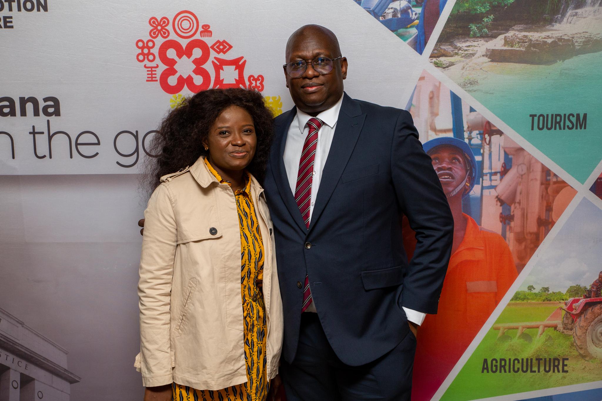 Ghana Diaspora Investment Meeting: London