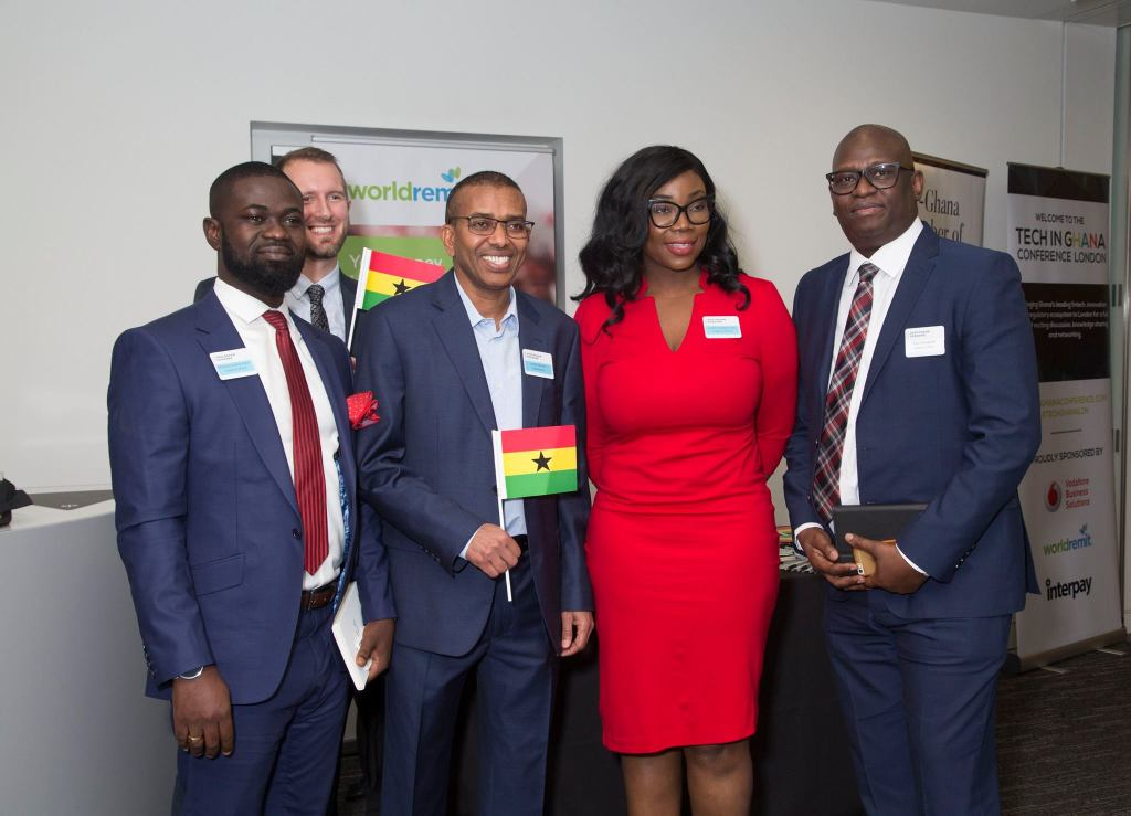 February: Tech in Ghana Conference London
