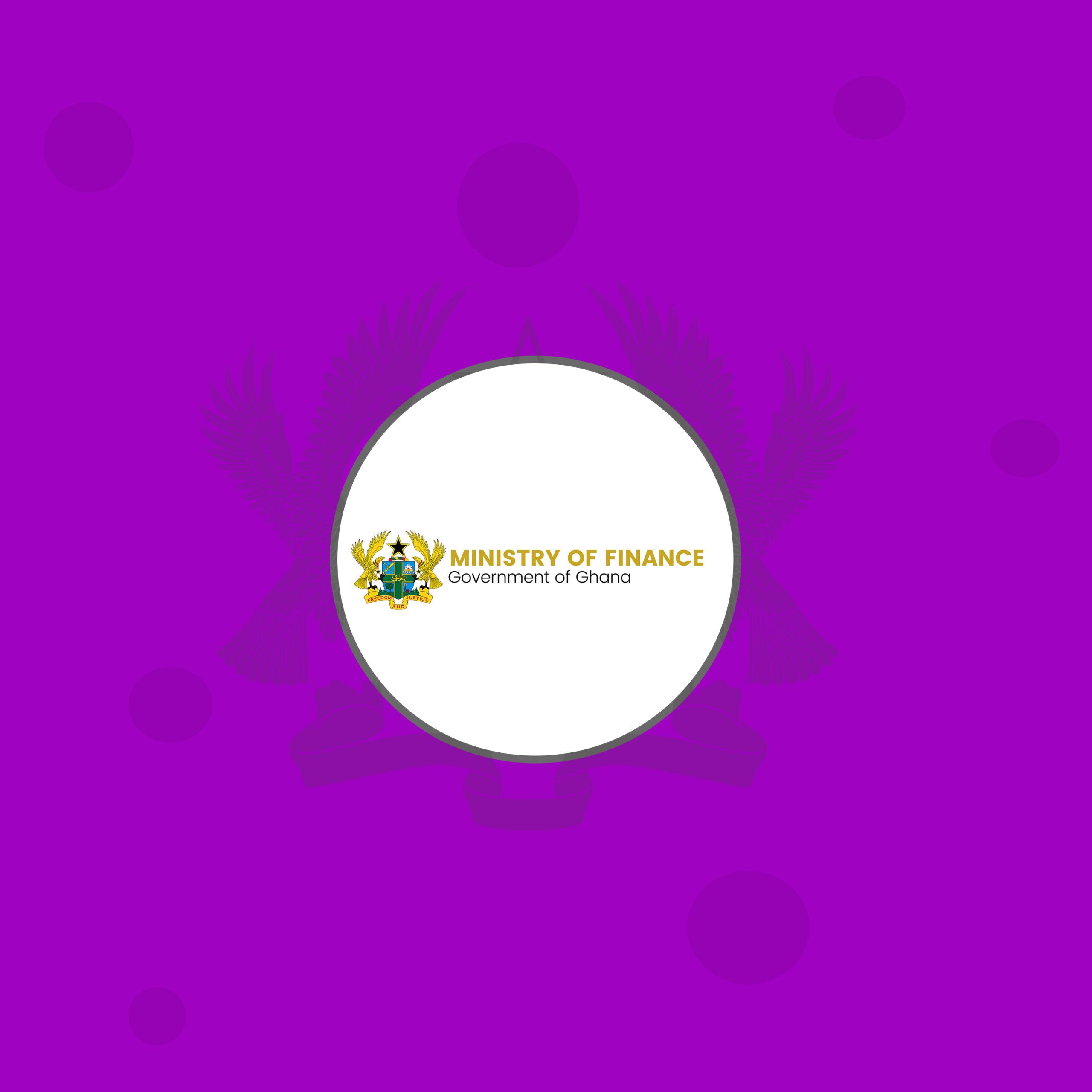 ministry of finanace
