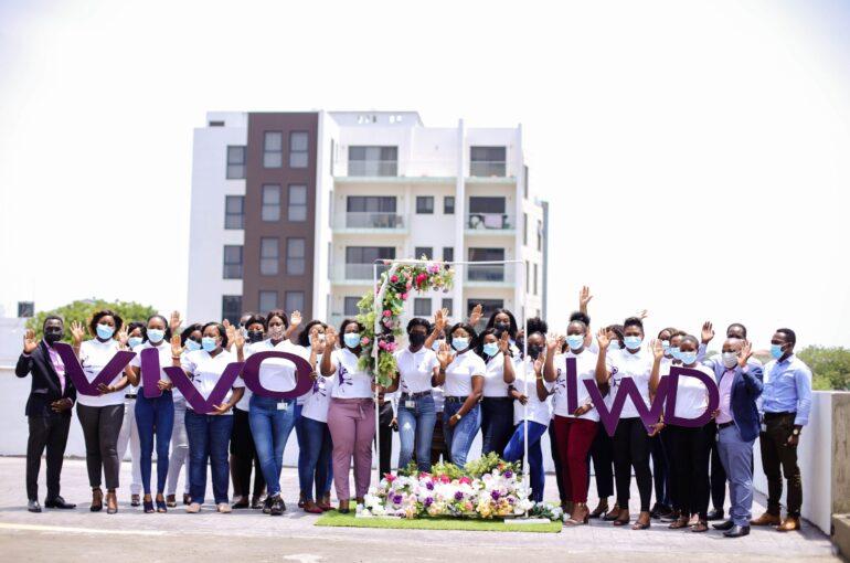Vivo Energy Ghana Employees - COMP