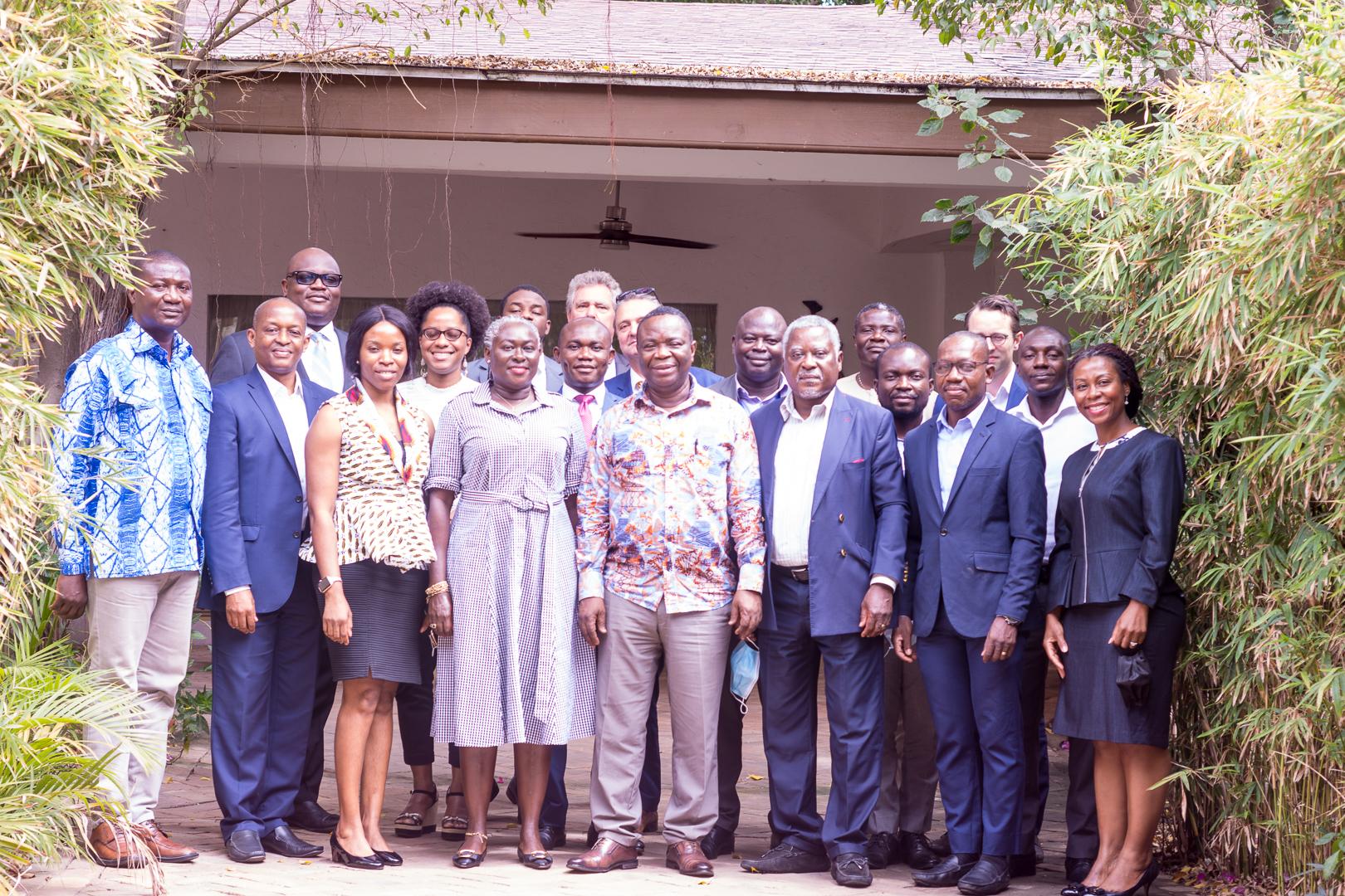 Private Sector Anti-Corruption Group (PSACG) pledges to aid government's revenue mobilisation drive